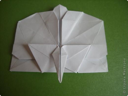 Мастер-класс Оригами Орхидея МК Бумага фото 63
