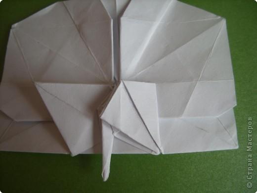 Мастер-класс Оригами Орхидея МК Бумага фото 66