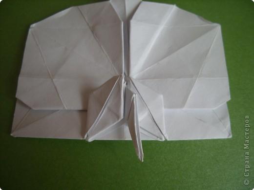 Мастер-класс Оригами Орхидея МК Бумага фото 69