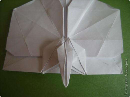 Мастер-класс Оригами Орхидея МК Бумага фото 70