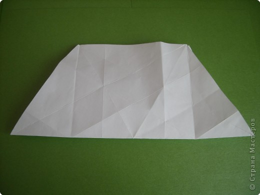 Мастер-класс Оригами Орхидея МК Бумага фото 8