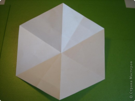 Мастер-класс Оригами Орхидея МК Бумага фото 2