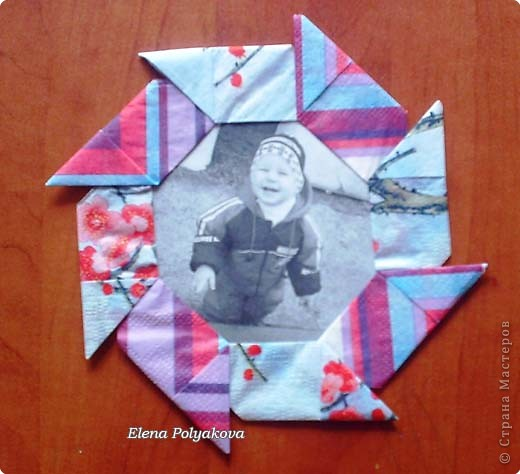 Оригами Оригами Мозаичные