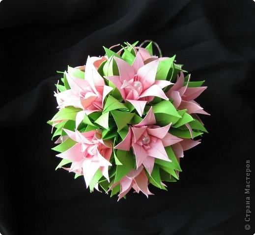 Оригами: подарок для подруги фото 2