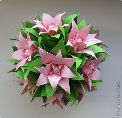 Оригами: подарок для подруги фото 1