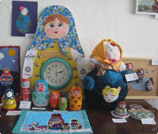 "Выставка ""ВЕСЕЛЫЕ МАТРЕШКИ"" фото 20"