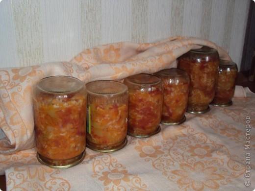 Лечо с рисом. фото 2