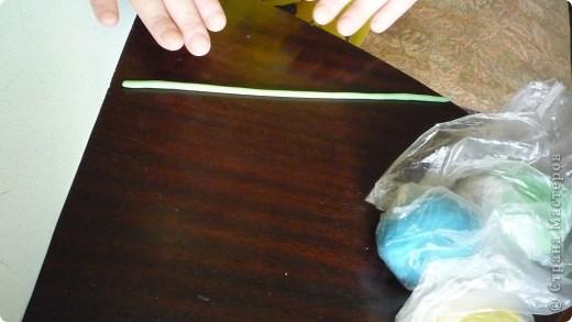 Мастер-класс Лепка Подсолнухи Тесто соленое фото 5