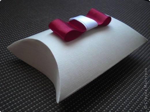 Упаковка Оригами коробочка для