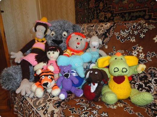 Моя семейка растет)))))