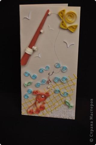 Открытка с днем рождения мужчине рыбаку своими руками из бумаги, картинки
