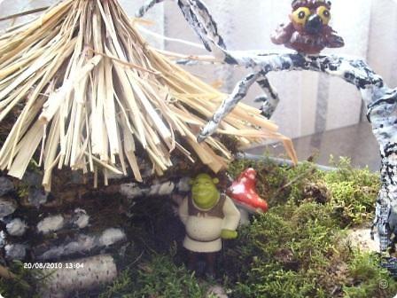 Домик в лесу фото 3
