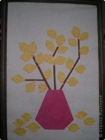 Оригами: Работы в детском саду фото 29