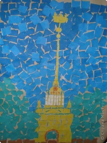 Оригами: Работы в детском саду фото 33