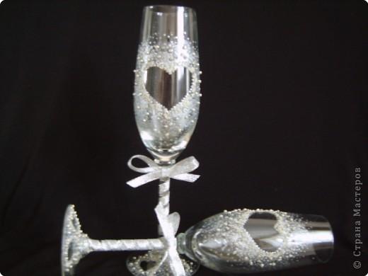 Бокалы на свадьбу, цена, купить в Уфе