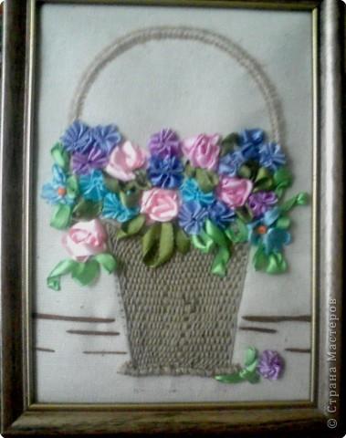 Вышивка: подарок любимой бабушке
