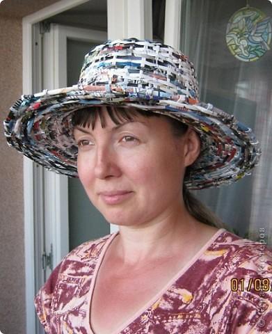 """Вот такая шляпа из журнала """" Купи авто"""" за 2006 год фото 2"""