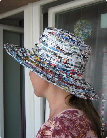 """Вот такая шляпа из журнала """" Купи авто"""" за 2006 год фото 1"""