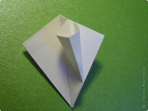 Мастер-класс Оригами Ландыши МК Бумага фото 10