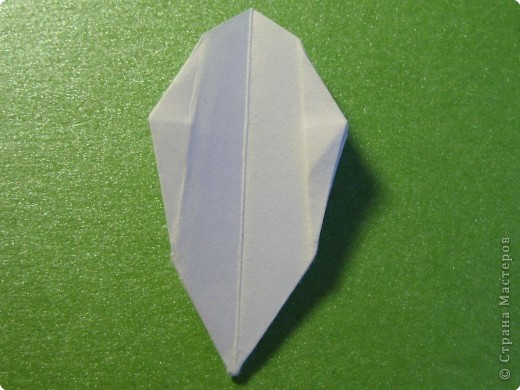 Мастер-класс Оригами Ландыши МК Бумага фото 16