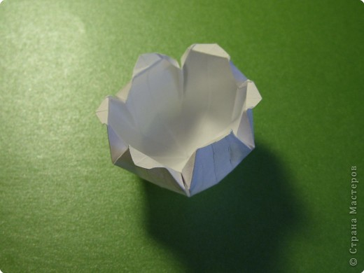 Мастер-класс Оригами Ландыши МК Бумага фото 20