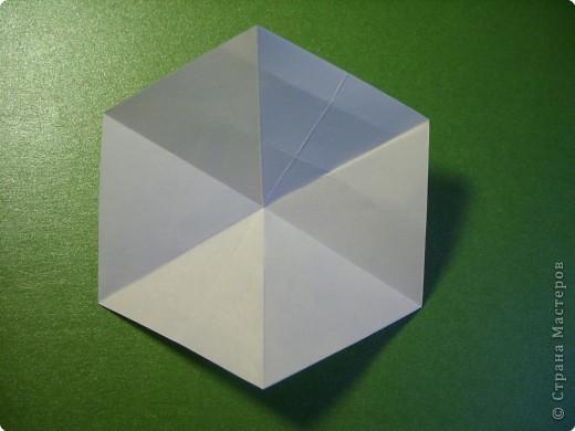 Мастер-класс Оригами Ландыши МК Бумага фото 2