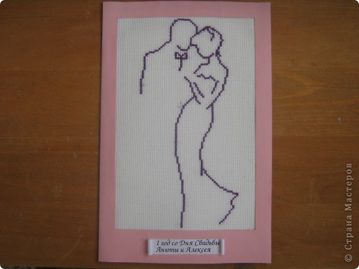 Открытка маме и папе на годовщину свадьбы 10 лет