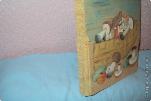 корзина с грибочками фото 2