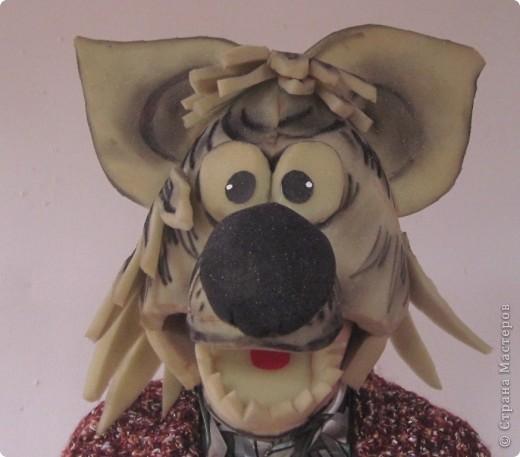 Как сделать маску из поролона