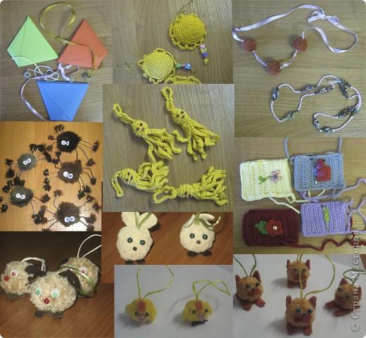 """Мы (педагоги и дети ДЦ""""Прометей"""") изготавливаем различные сувениры для призов и подарков. фото 1"""