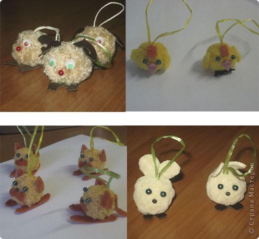 """Мы (педагоги и дети ДЦ""""Прометей"""") изготавливаем различные сувениры для призов и подарков. фото 4"""