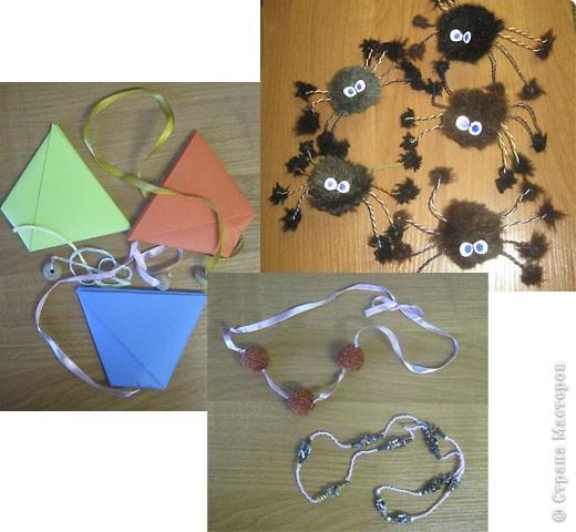 """Мы (педагоги и дети ДЦ""""Прометей"""") изготавливаем различные сувениры для призов и подарков. фото 2"""