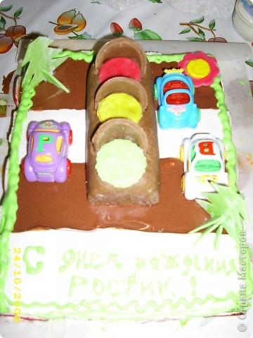 Тортик на 1 годик доченьки! фото 6