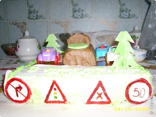 Тортик на 1 годик доченьки! фото 5