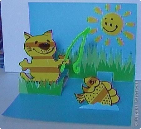 Как сделать открытка скрапбукинг с днем рождения