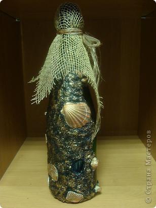 Бутылка с Джином фото 2