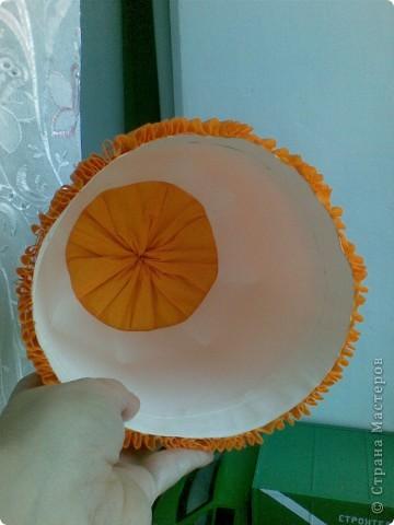 Мастерим шапочки овощей фото 5