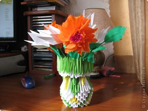 вазочки и цветочки