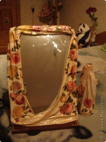 новая жизнь старому зеркалу фото 1