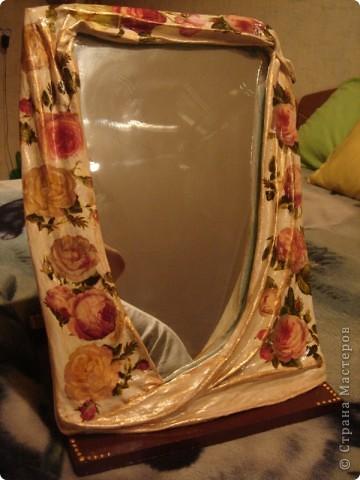 новая жизнь старому зеркалу фото 3