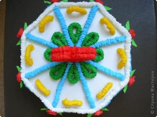 Получился вот такой тортик. фото 4