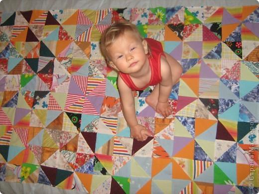 Одеялко-покрывалко фото 2