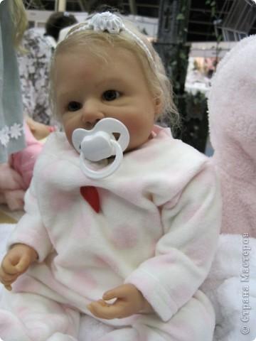 В Москве начал свою работу Шестой международный Салон кукол. Спешу поделиться с Вами красотой. фото 8
