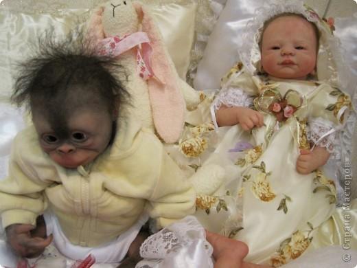 В Москве начал свою работу Шестой международный Салон кукол. Спешу поделиться с Вами красотой. фото 10
