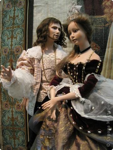 В Москве начал свою работу Шестой международный Салон кукол. Спешу поделиться с Вами красотой. фото 4