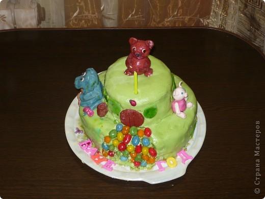 тортик на день рожденье