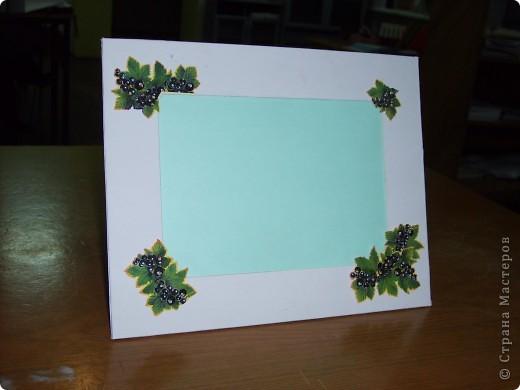 Рамка для фото из картона а4 своими руками