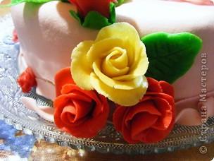 Торт для мамы фото 2
