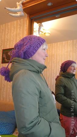 продолжаю тему шапочки))) фото 3