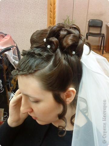 Сложные причёски с элементами плетения фото 2